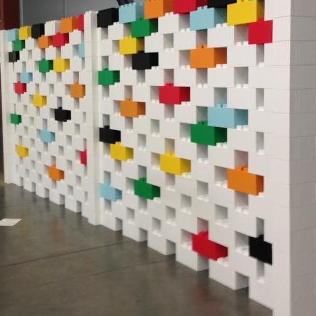 """""""Lego"""" în mărime naturală – pentru acasă sau birou"""