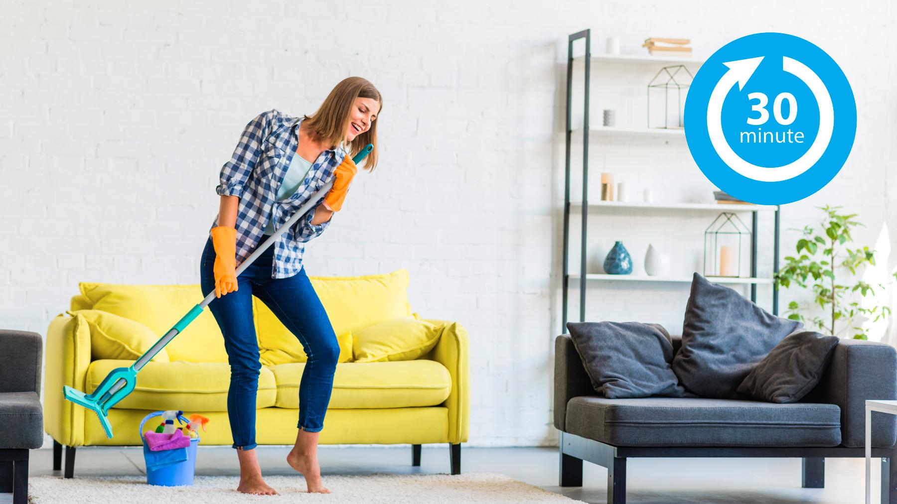 Cum-să-faci-curățenie-în-30-de-minute