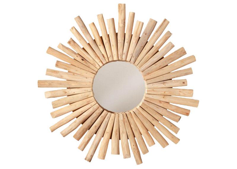 the-home-decoratiune-cu-oglinda-maro-din-lemn-pentru-perete-60-cm-riverside_196760